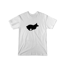 Load image into Gallery viewer, BuzzFeed Corgi Logo T-Shirt