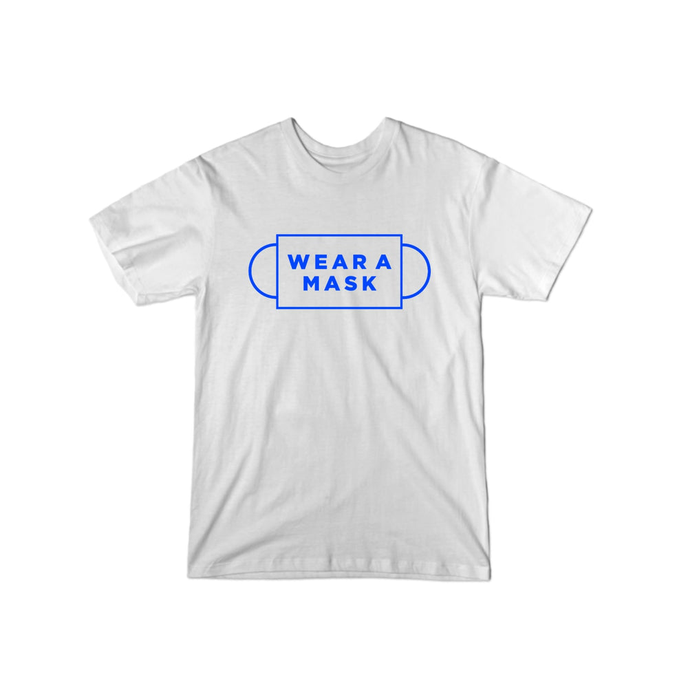 BuzzFeed Wear A Mask Mask T-Shirt