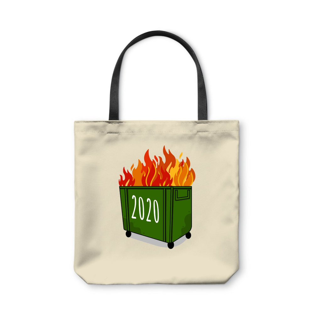 BuzzFeed 2020 Dumpster Fire Tote Bag