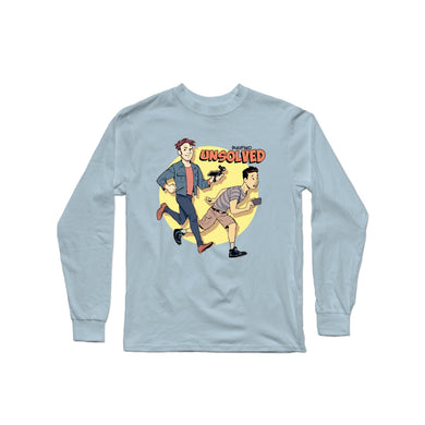 BuzzFeed Unsolved Saturday Morning Long Sleeve Shirt