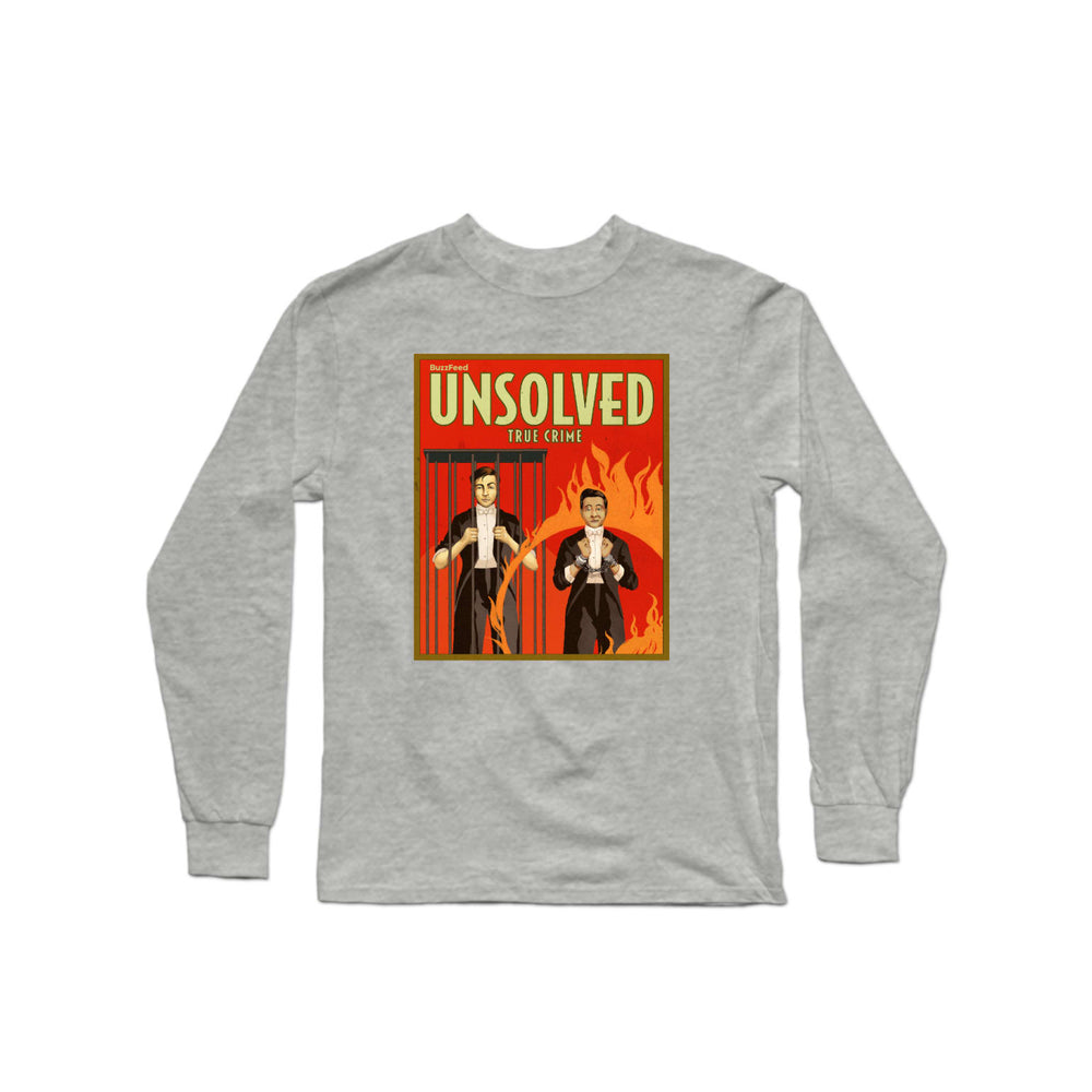 BuzzFeed Unsolved True Crime Season 7 Long Sleeve Shirt