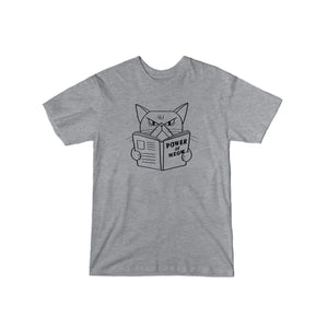 BuzzFeed Power Of Meow Cat Day T-Shirt