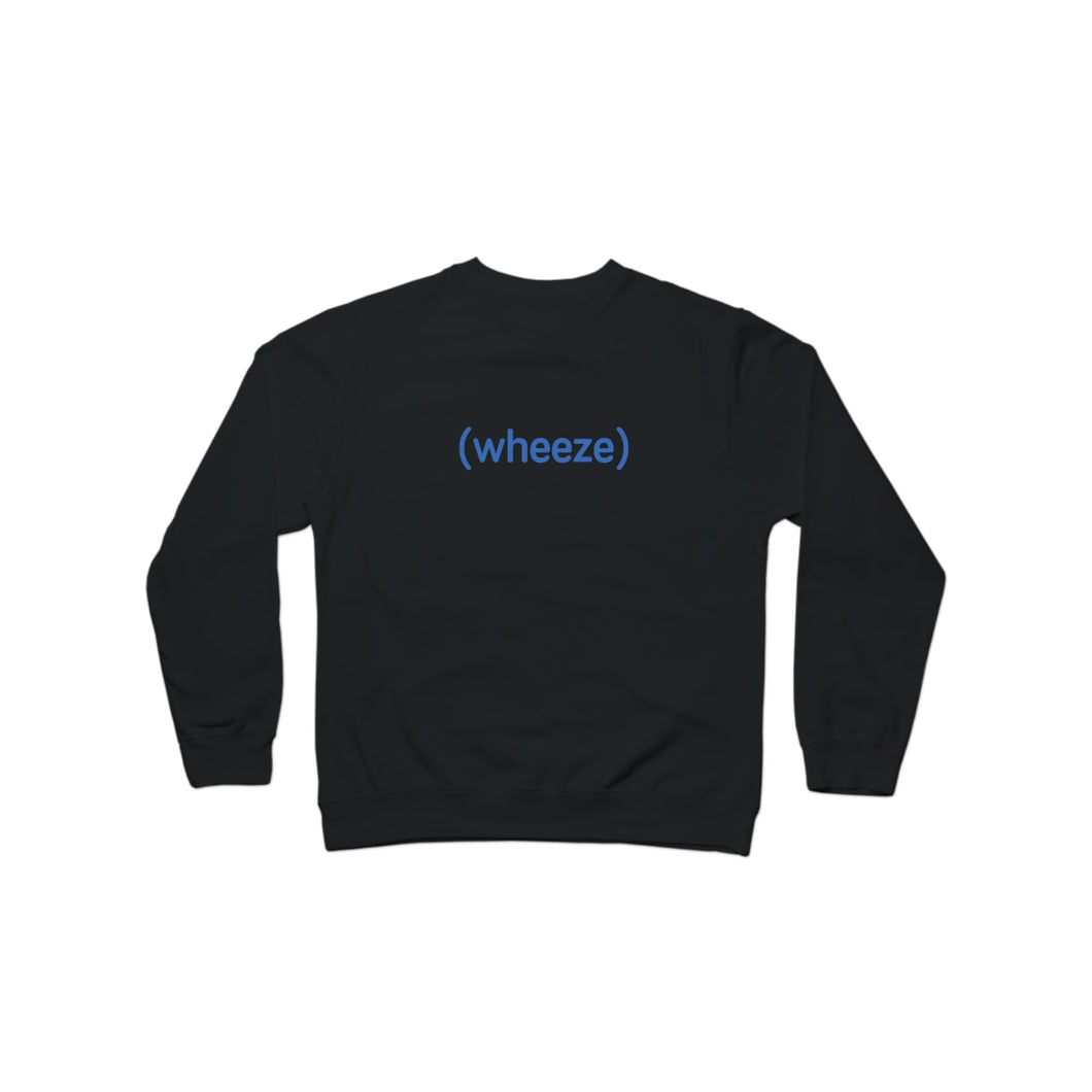 BuzzFeed Unsolved (wheeze) Crewneck Sweatshirt