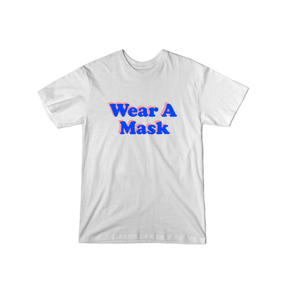 BuzzFeed Wear A Mask T-Shirt