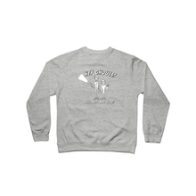 Load image into Gallery viewer, BuzzFeed Unsolved Hey Ghouls Crewneck Sweatshirt