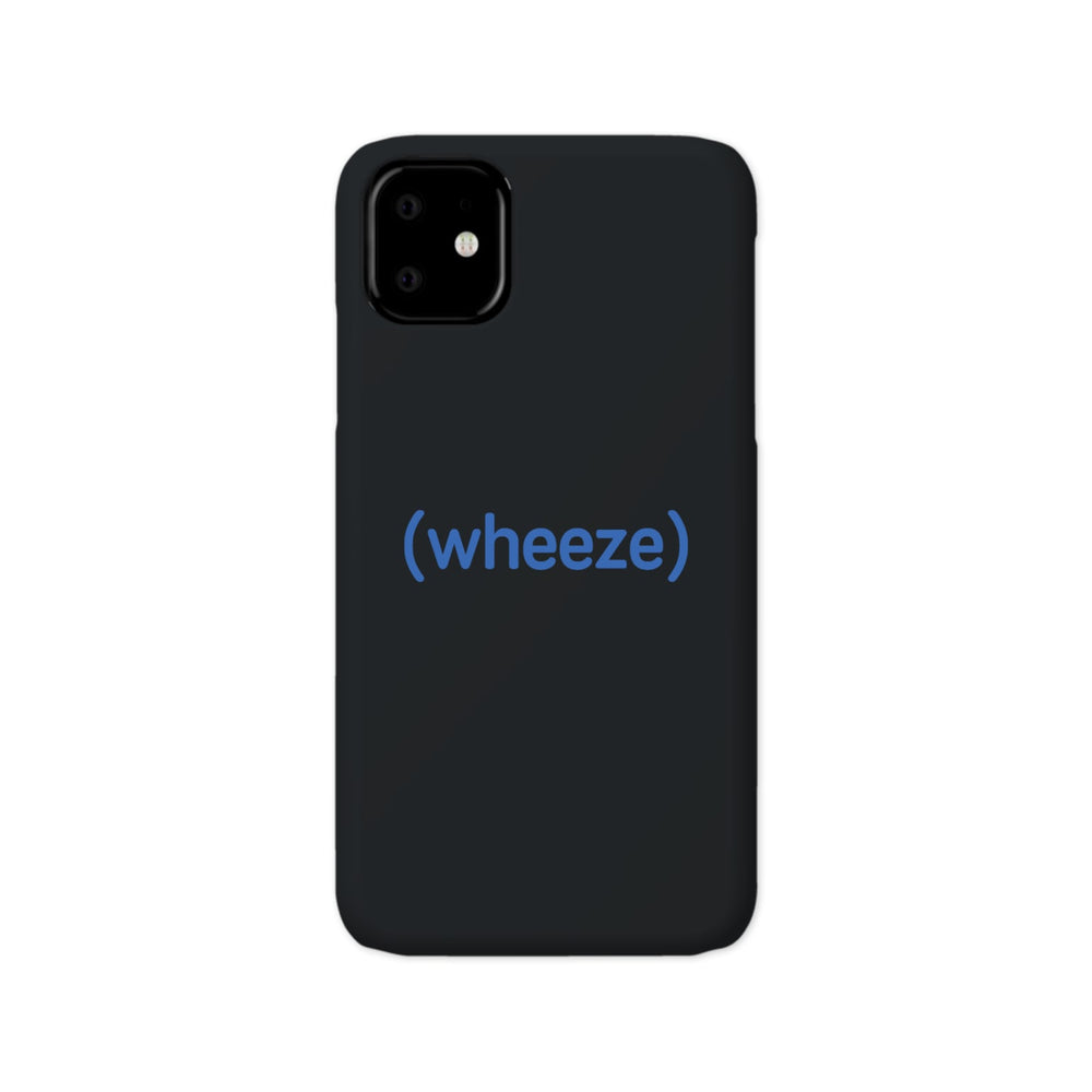 BuzzFeed Unsolved (wheeze) iPhone Phone Case