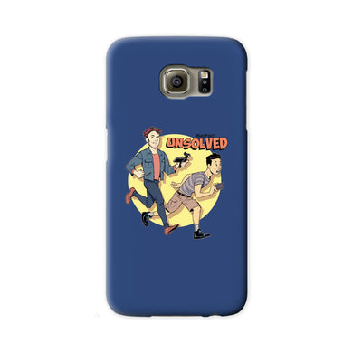 BuzzFeed Unsolved Saturday Morning Galaxy Phone Case