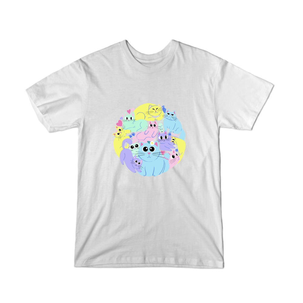 BuzzFeed Cat Circle Cat Day Youth T-Shirt