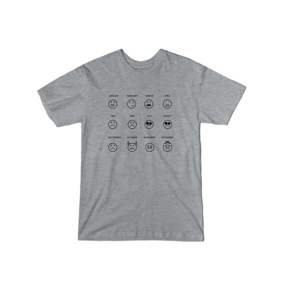 BuzzFeed 2020 Year Of Emotions T-Shirt