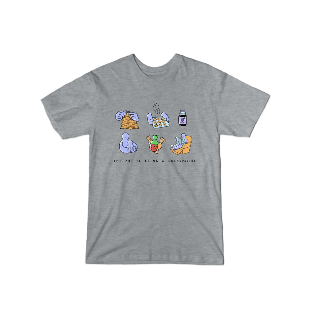 BuzzFeed Being A Grandparent Grandparents Day T-Shirt