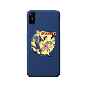 BuzzFeed Unsolved Saturday Morning iPhone Phone Case