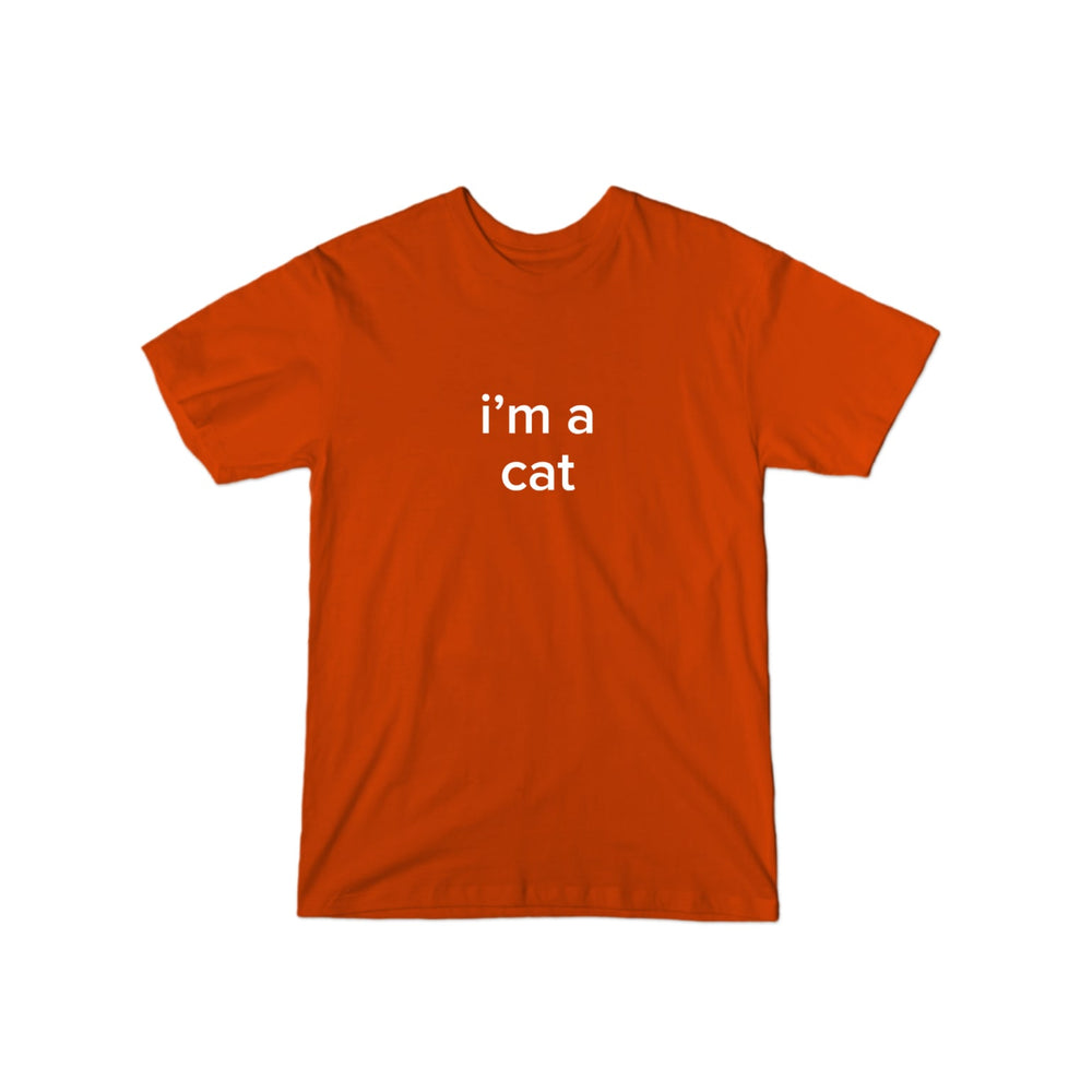 BuzzFeed I'm A Cat Lazy Halloween Costume T-Shirt
