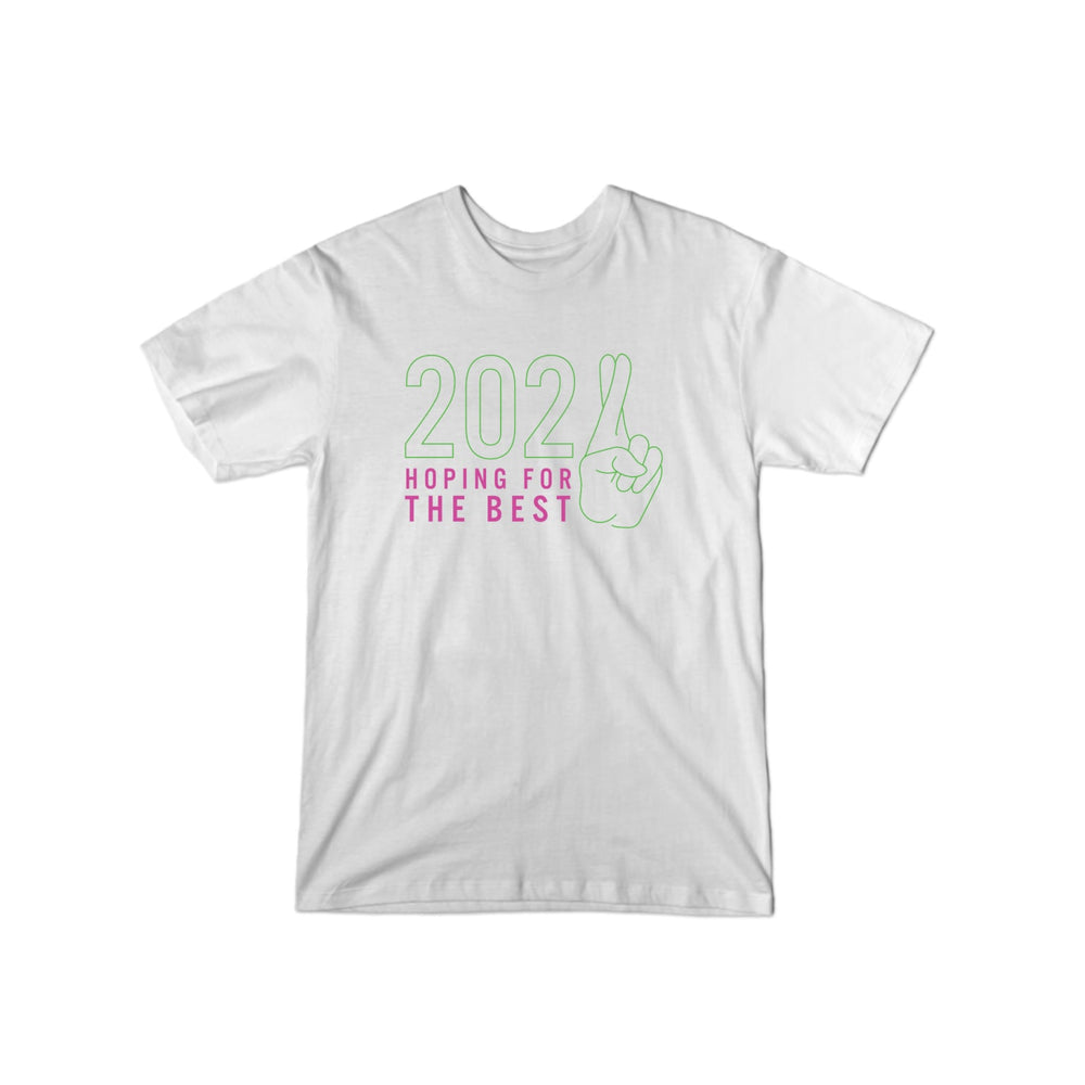 BuzzFeed 2021 Hoping For The Best T-Shirt