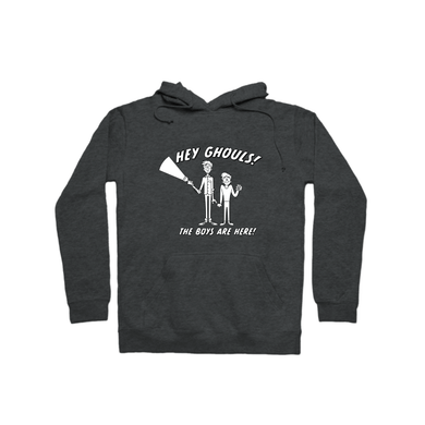 BuzzFeed Unsolved Hey Ghouls Pullover Hoodie