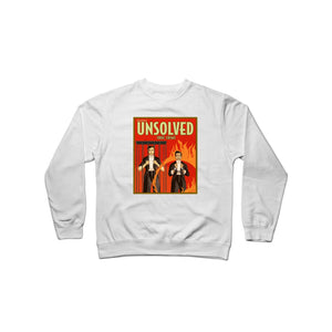 BuzzFeed Unsolved True Crime Season 7 Crewneck Sweatshirt