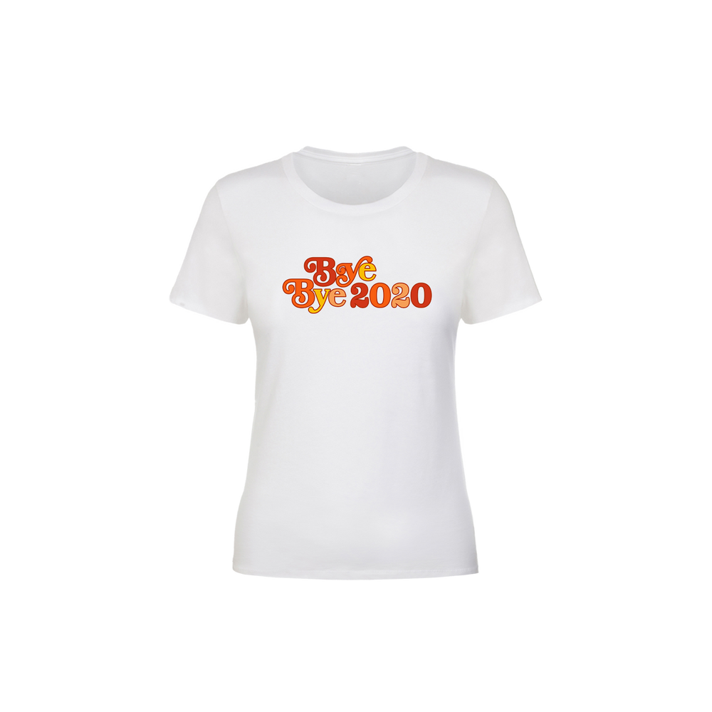 Bye Bye 2020 Women's T-Shirt