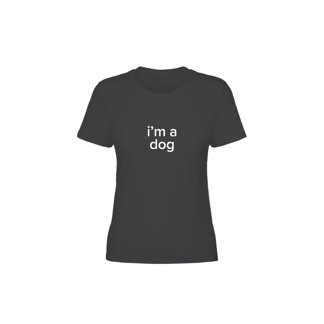 BuzzFeed I'm A Dog Lazy Halloween Costume Women's T-Shirt
