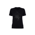 Kelsey Dangerous Moon Flower Women's T-Shirt