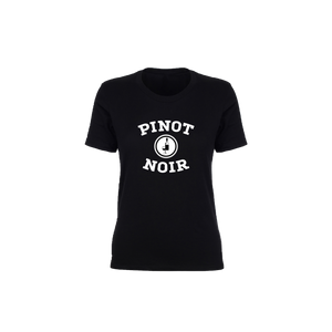 BuzzFeed Pinot Noir Collegiate Wine Day Women's T-Shirt