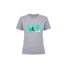 Load image into Gallery viewer, BuzzFeed Skateboarding Dog Dog Day Women's T-Shirt