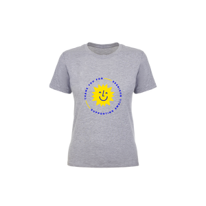 BuzzFeed Support Small Business Sunshine Women's T-Shirt
