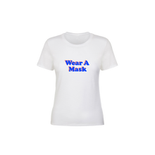 Load image into Gallery viewer, BuzzFeed Wear A Mask Women's T-Shirt