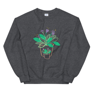 BuzzFeed Plant Love Mother's Day Sweatshirt