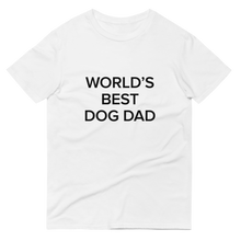 Load image into Gallery viewer, BuzzFeed Dog Dad Father's Day T-Shirt