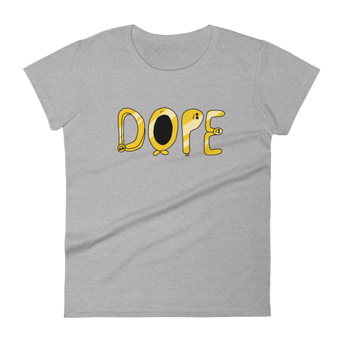 The Land Of Boggs Dope Women's T-Shirt