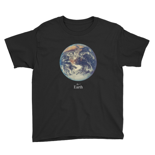 BuzzFeed Earth Earth Day Youth T-Shirt