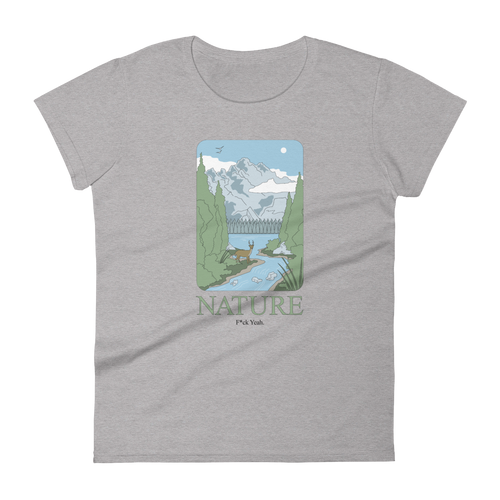 BuzzFeed Nature Earth Day Women's T-Shirt
