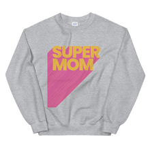 Load image into Gallery viewer, BuzzFeed Super Mom Mother's Day Sweatshirt