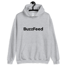 Load image into Gallery viewer, BuzzFeed Logo Hooded Sweatshirt