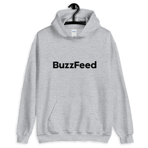 BuzzFeed Logo Hooded Sweatshirt