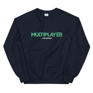 Multiplayer By BuzzFeed Logo Sweatshirt