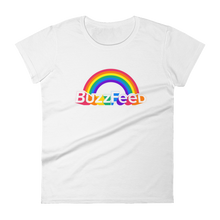 Load image into Gallery viewer, BuzzFeed Pride 2017 Women's T-Shirt