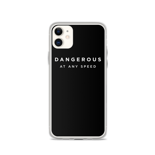 Kelsey Dangerous Dangerous At Any Speed iPhone Case