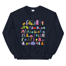 Load image into Gallery viewer, The Land Of Boggs Line Up Sweatshirt