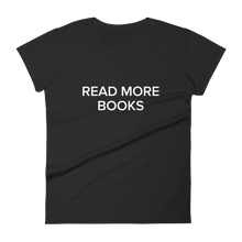 Load image into Gallery viewer, BuzzFeed Read More Books Book Day Women's T-Shirt