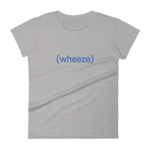 Load image into Gallery viewer, BuzzFeed Unsolved (wheeze) Women's T-Shirt
