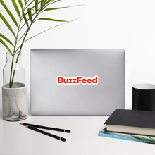 Load image into Gallery viewer, BuzzFeed Logo Sticker
