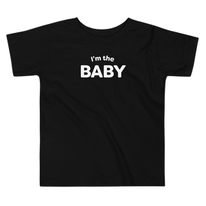 Mom In Progress I'm The Baby Toddler T-Shirt