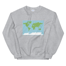 Load image into Gallery viewer, BuzzFeed Save The Earth Earth Day Sweatshirt