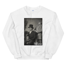 Load image into Gallery viewer, BuzzFeed Unsolved 100th Episode Sweatshirt