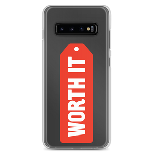 Worth It Logo Samsung Case