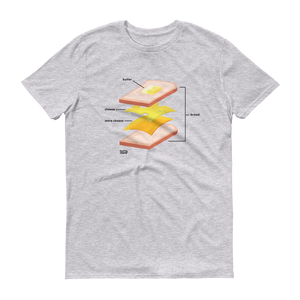 Tasty Grilled Cheese Feast T-Shirt