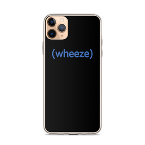 BuzzFeed Unsolved (wheeze) iPhone Case