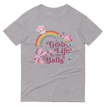 Load image into Gallery viewer, The Good Advice Cupcake Grab Life T-Shirt