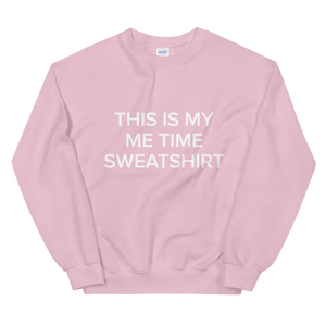 BuzzFeed Me Time Mother's Day Sweatshirt