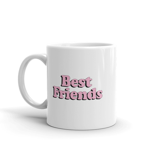 BuzzFeed Happy Faces Best Friend Day Mug
